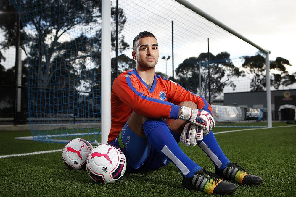 CHP_Export_124425244_Premier League soccer grand final preview. [PIC] Adelaide Blue Eagles goalkeepe.jpg