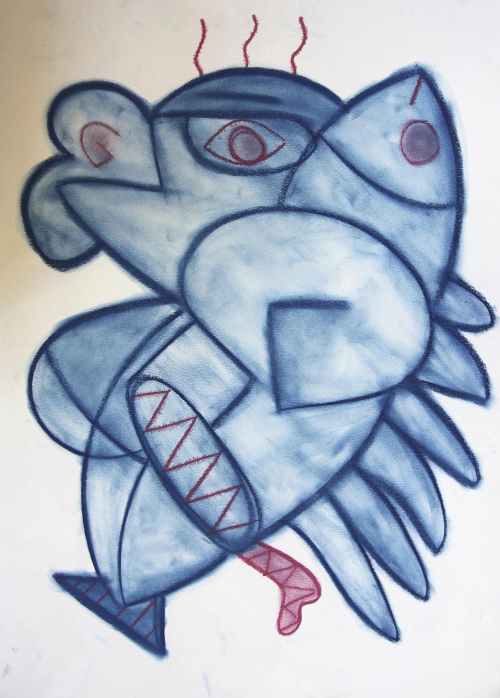 Blue Dreams #1