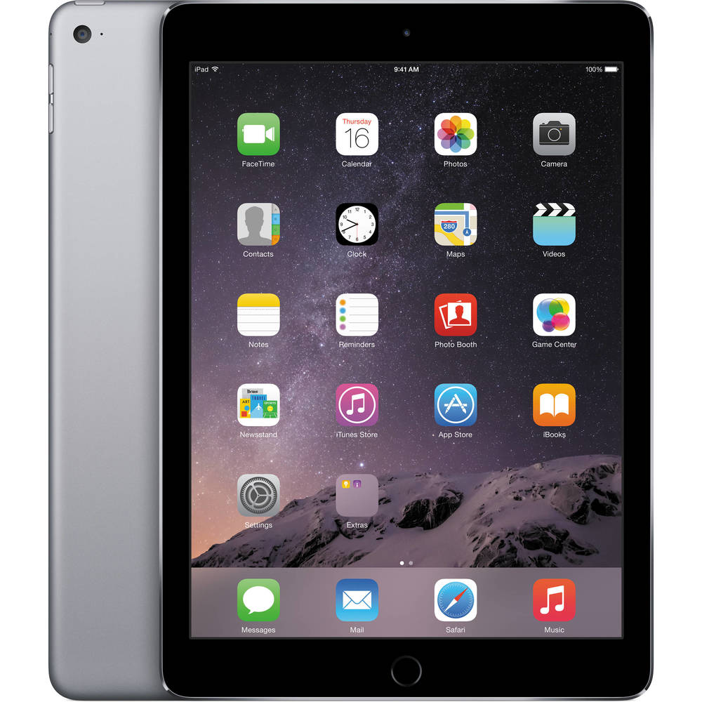 Late 2014 iPad Air 2