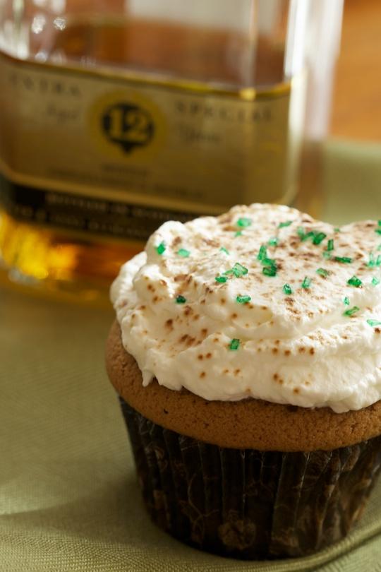 Irish Coffee Cupcakes 01