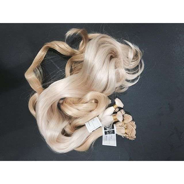 Exclusive Real hair. Long lasting, soft and in beautiful natural colors
