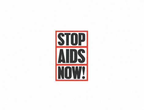 Stop Aids Now!  | Film & Digital