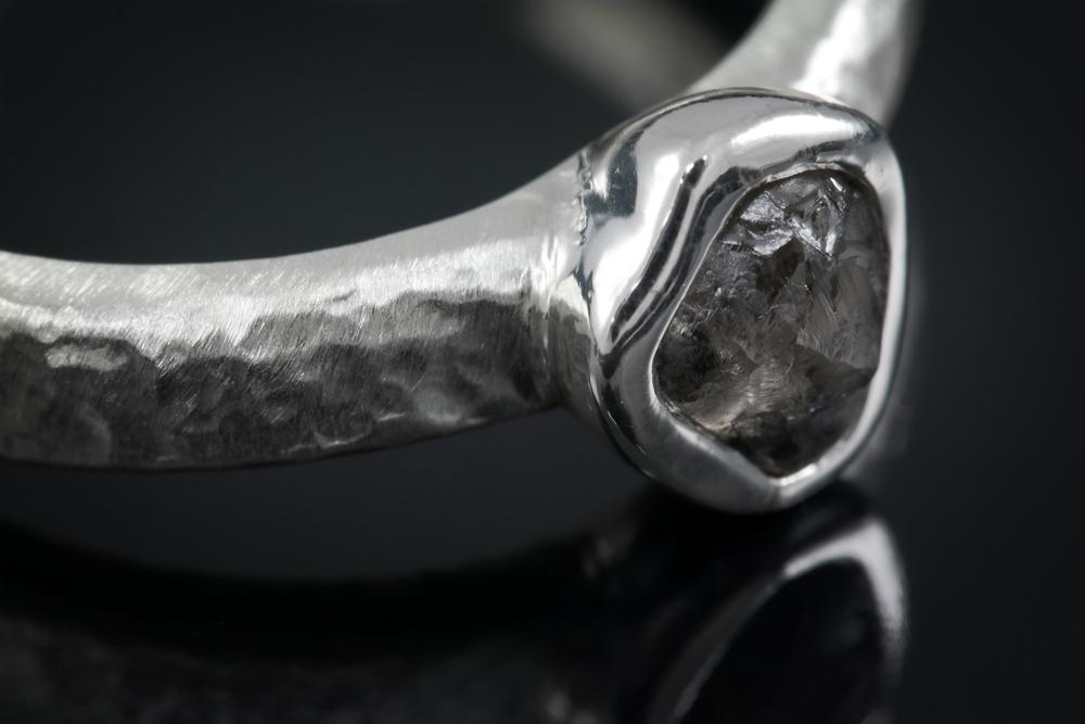 001-00874-001 - Custom Rough Diamond Ring - Detail.jpg