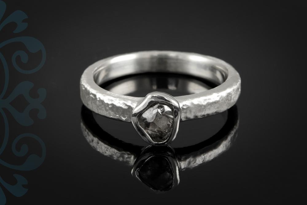 001-00874-001 - Custom Rough Diamond Ring - Down.jpg