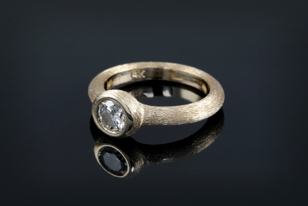 001-00867-001 - Custom Yellow Gold and Diamond Pinky Ring.jpg