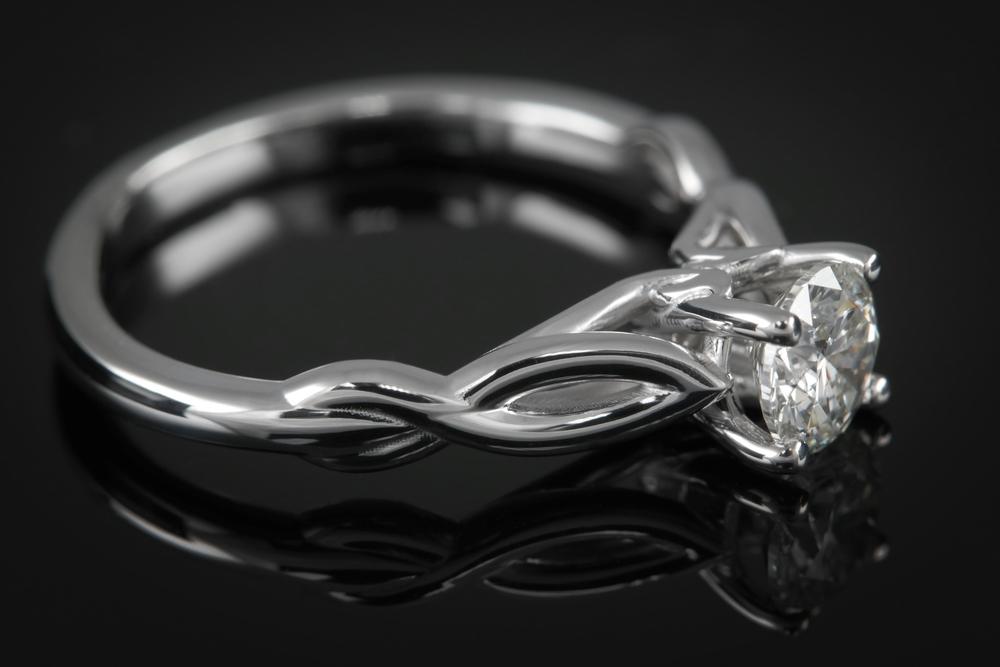 001-01202-001 - Custom Engagment Ring - Detail.jpg