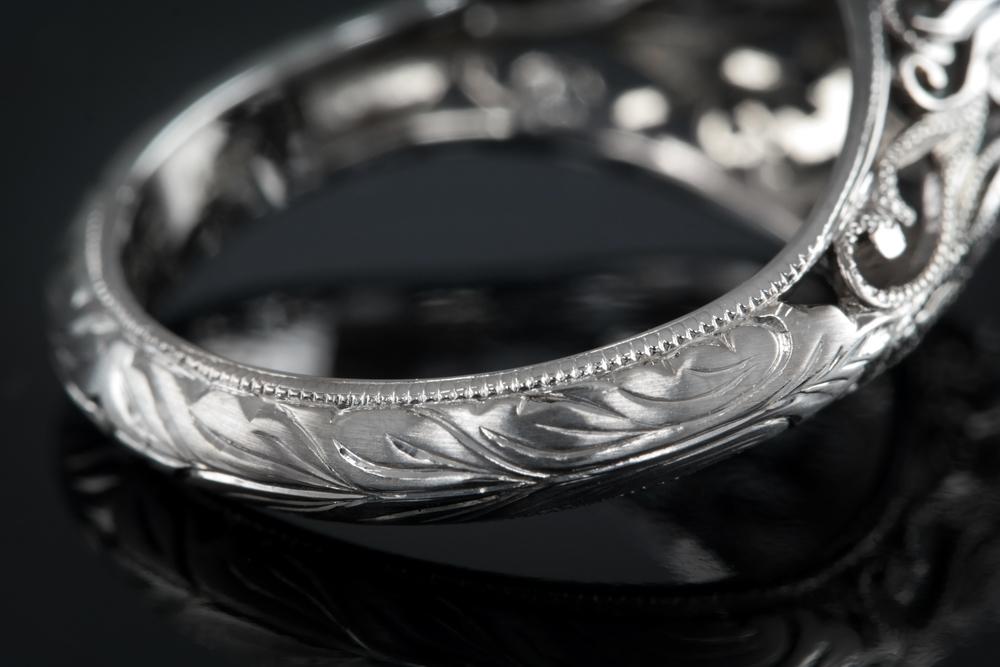 001-00896-001 - Custom Vintage Engagement Ring - Detail 1.jpg