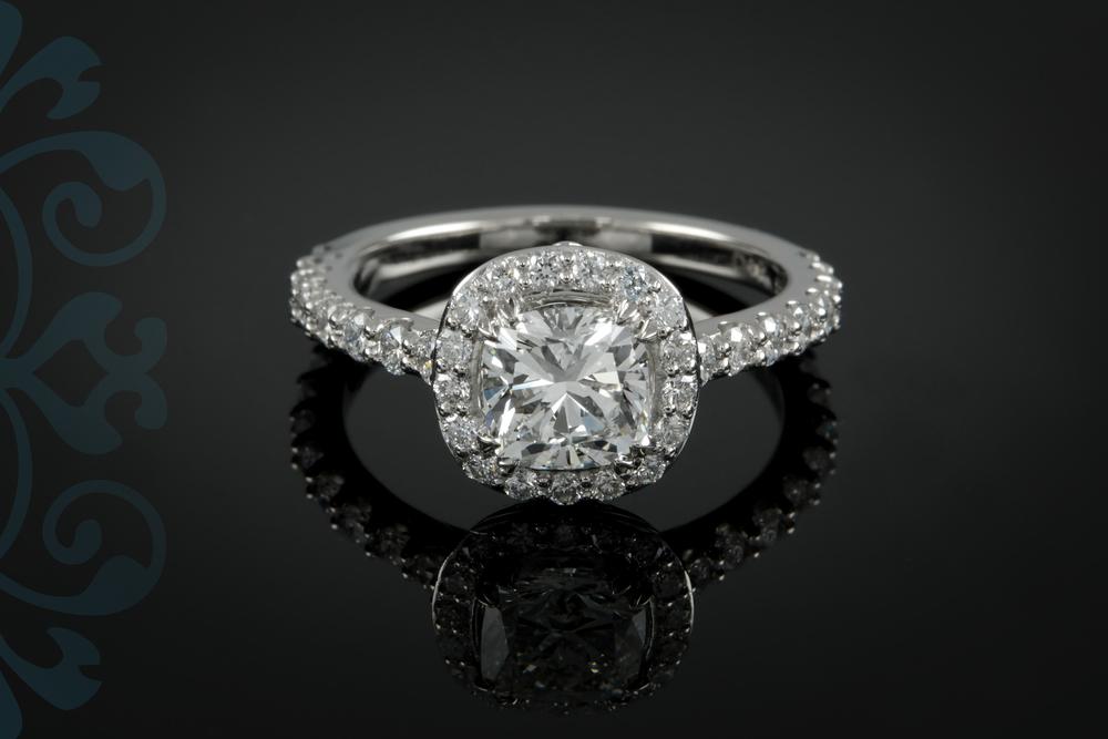 001-00973-001 - Custom Palladium Engagement Ring - Down.jpg