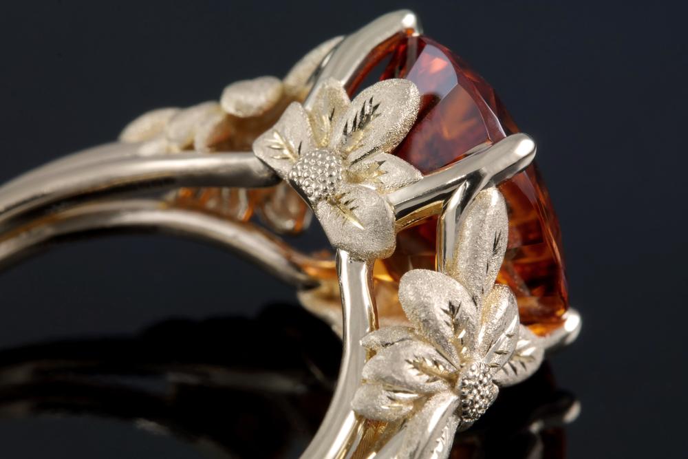 001-00875-001 - Custom Spessartite Garnet Ring - Detail.jpg