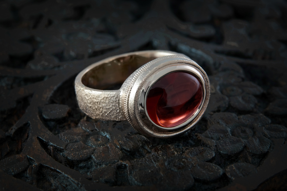 00100709-001 - Rose Gold and Garnet Ring.jpg