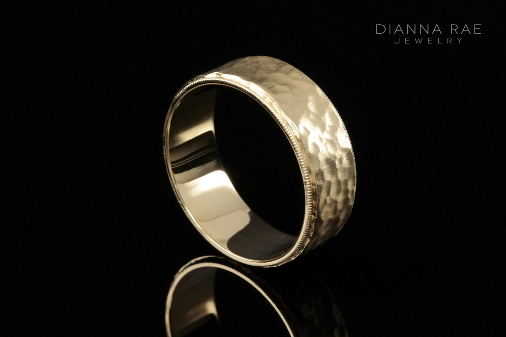 001-01574-001_Hammered Gold Wedding Band.jpg