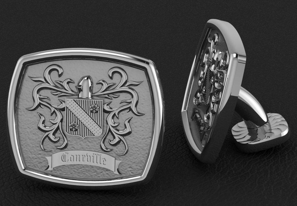 A Courville cufflinks.jpg