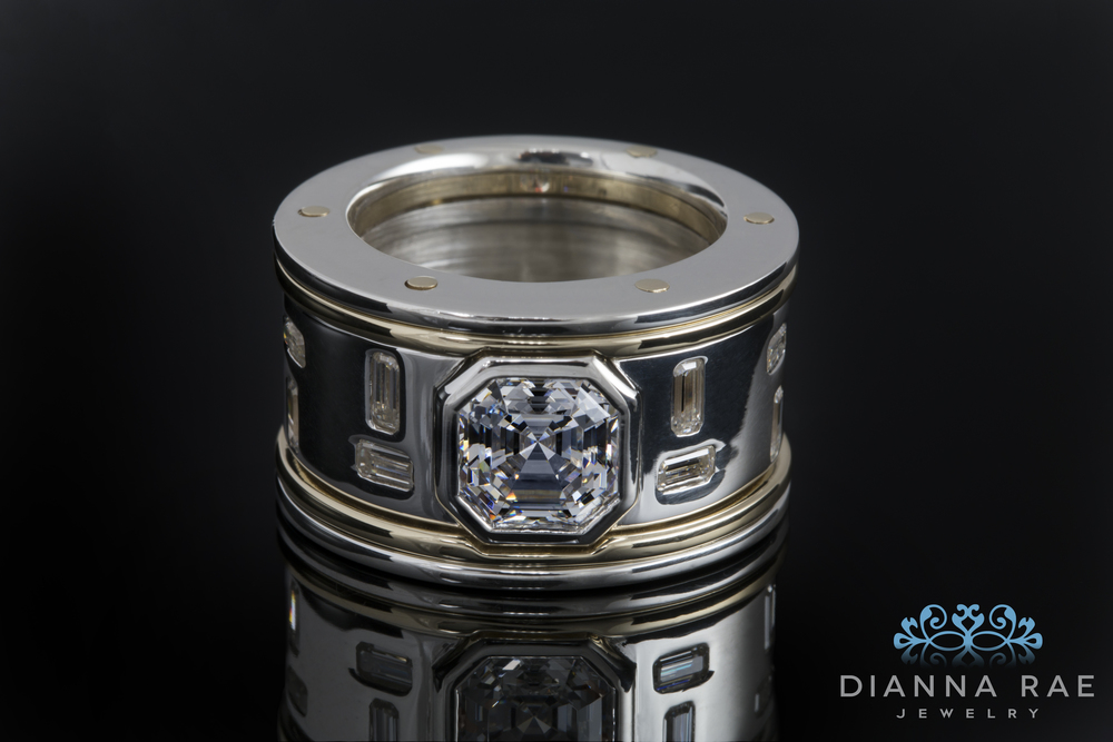 001-01787-001_Large Silver Moissanite Ring_Down.jpg