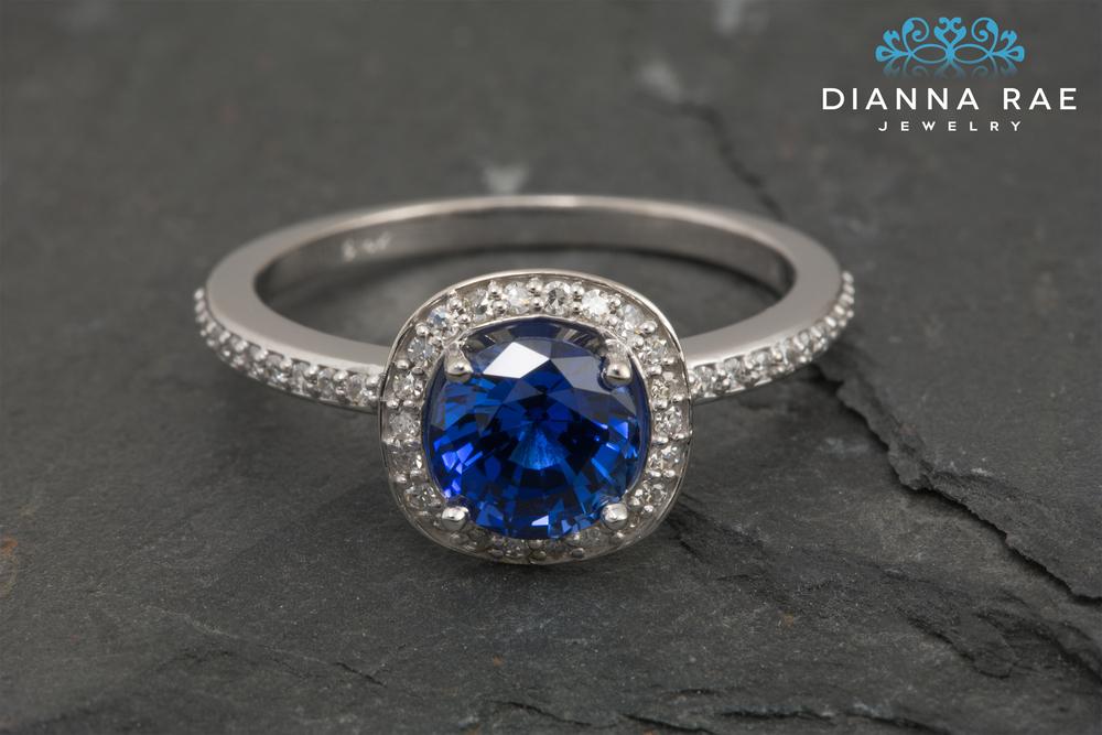 001-02862-001_Custom Chatam Blue Sapphire Engagement Ring_Down.jpg