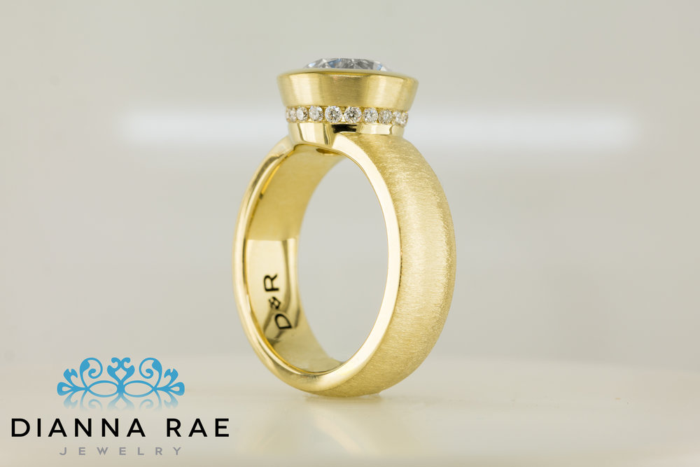001-03269-001_Custom Yellow Diamond Bezel Engagement Ring_2.jpg