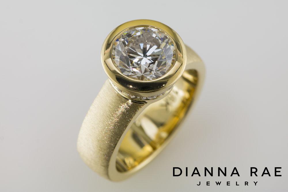 001-03269-001_Custom Yellow Diamond Bezel Engagement Ring_1.jpg