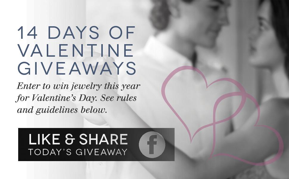 14 Days of Valentine Giveaways