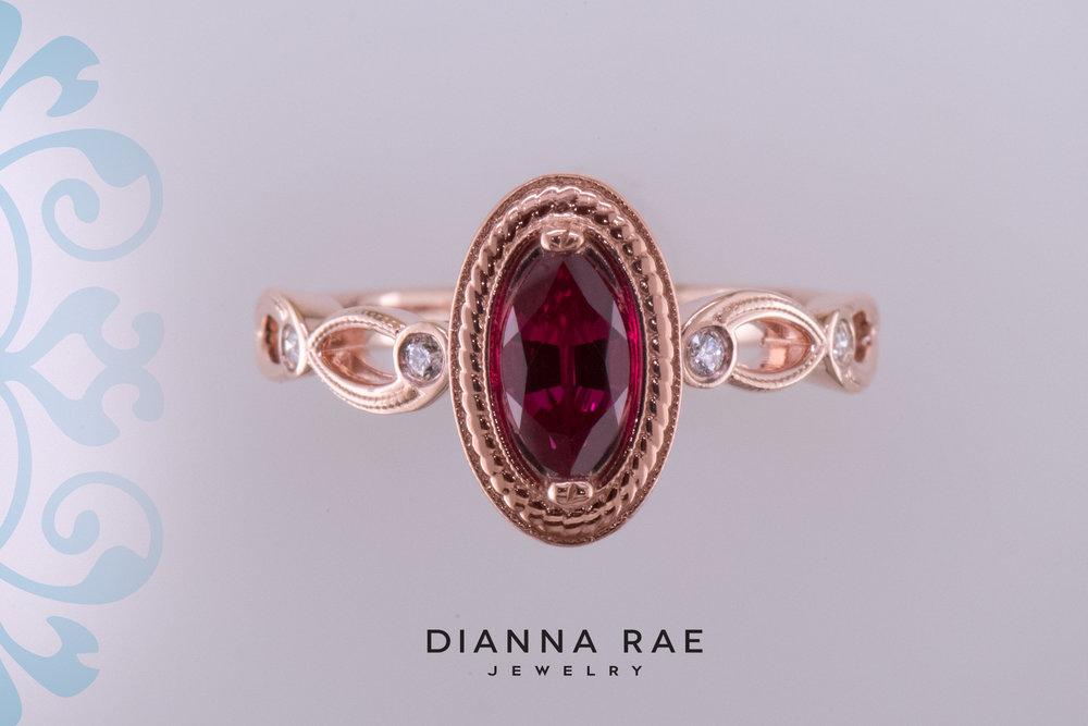 001-04139-001_Custom Rose Gold Chatam Ruby and Diamond Class Ring.jpg