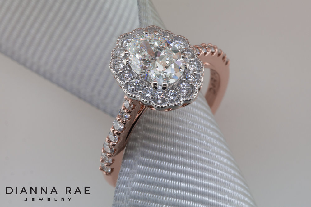 001-03706-002_Custom Two-tone Scalloped Engagment Ring with Filigree and Diamond Accent Band_2.jpg