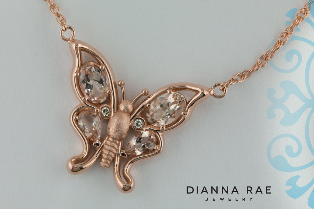 001-03859-001_Custom Rose Gold Butterfly Pendant with Pear and Oval Morganites_2.jpg