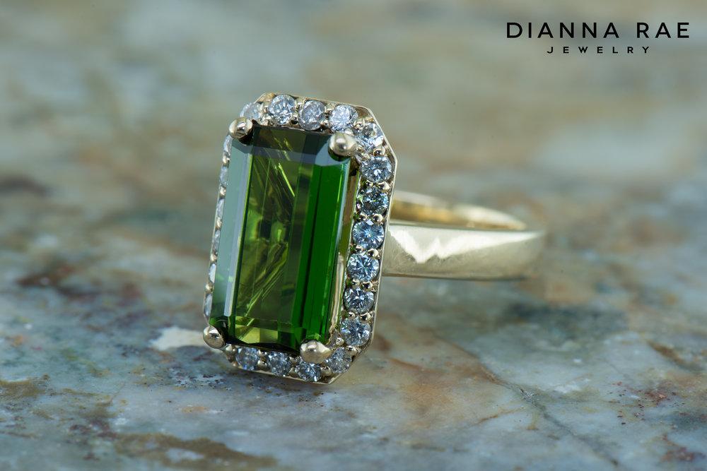001-04341-001_Custom Yellow Gold Tourmaline and Diamond Halo Ring.jpg