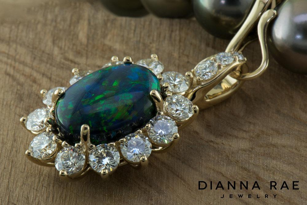 001-04113-007_Custom Rare Black Opal and Diamond Pendant on Tahitian Pearls 02.jpg