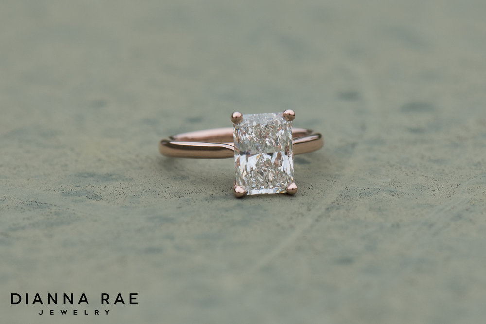 001-04564-002_Custom Rose Gold Radiant Solitaire Engagment Ring 01.jpg