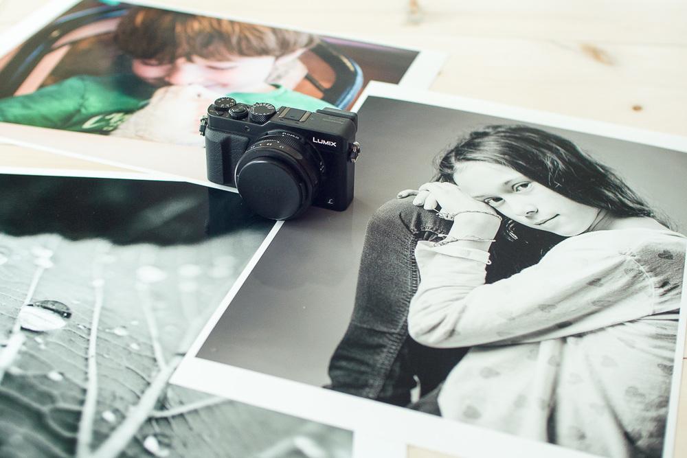 J'ai imprimé quelques photos aujourd'hui :)