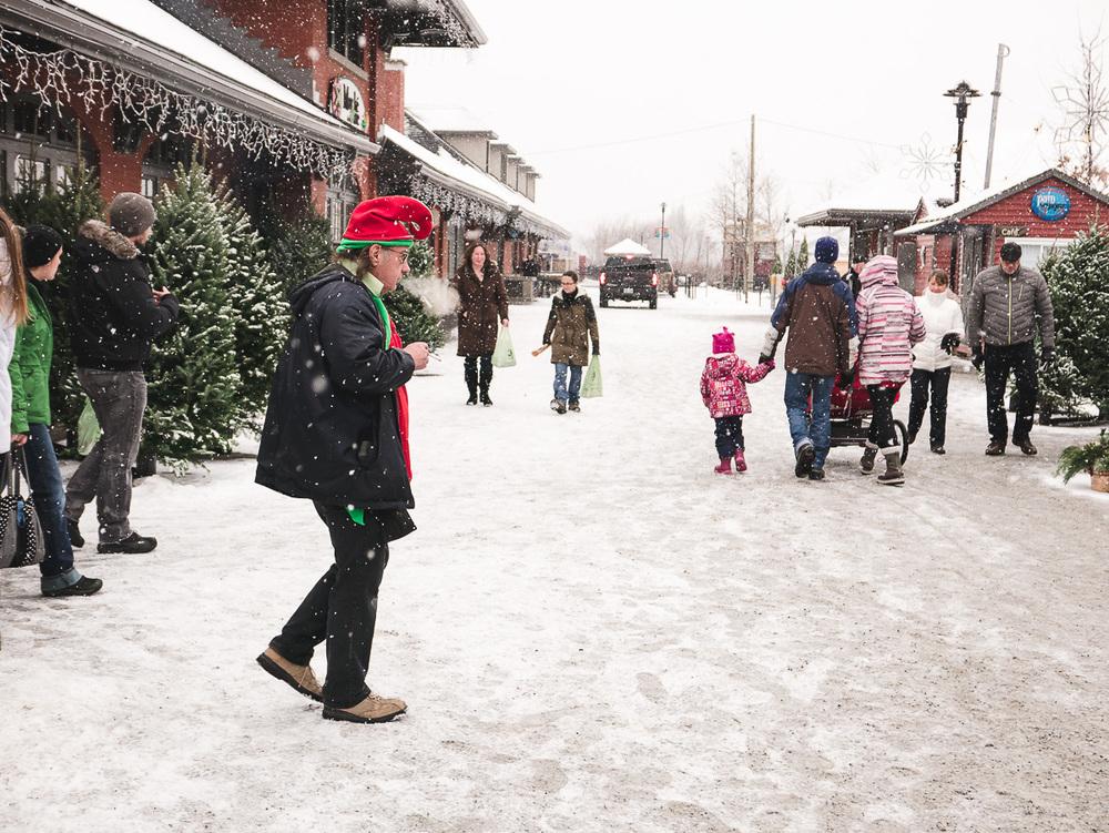 Marché de la Gare, Sherbrooke