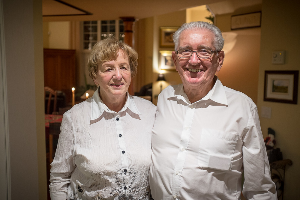 Mes parents, 78 et 79 ans et top-shape