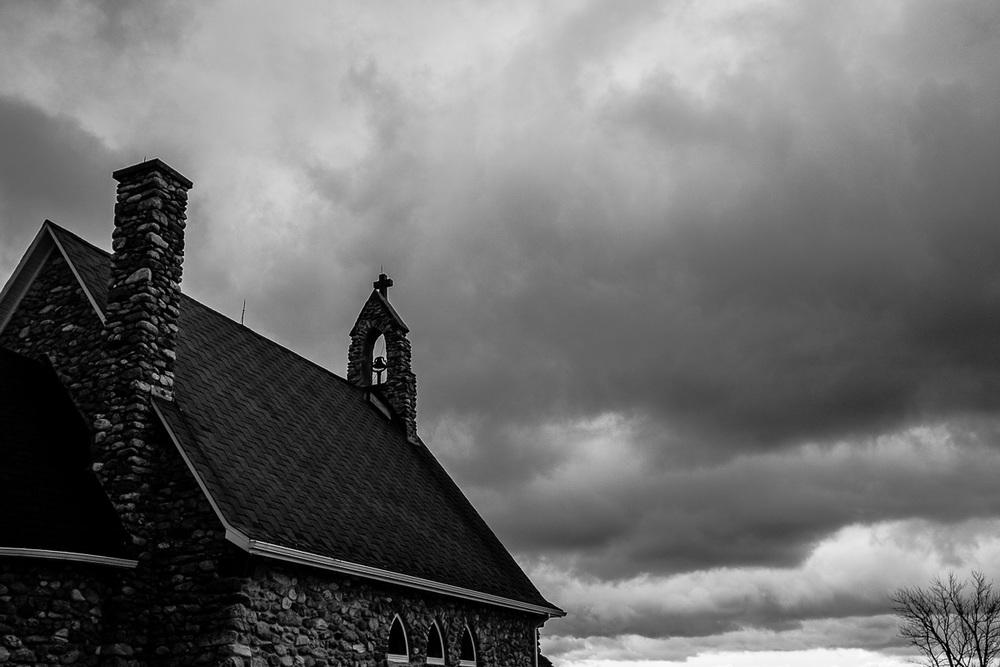 Beauvoir old chapel