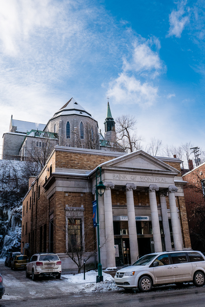 St-Michel Cathedral in Sherbrooke