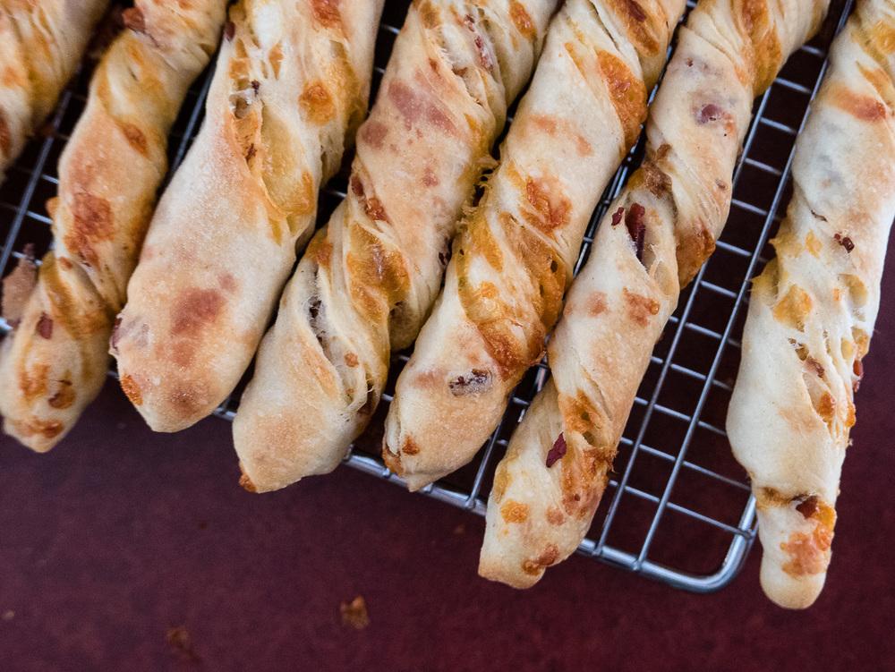 Freshly-baked Torsades