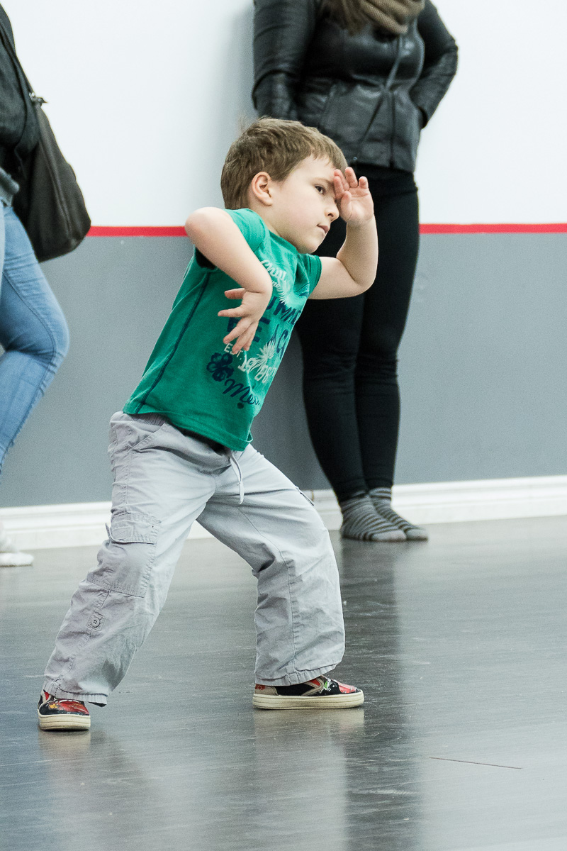 Testing high ISO on the FZ1000 in my kids' hip-hop classes
