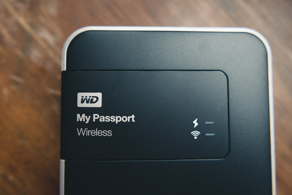 WDE Passport Wireless