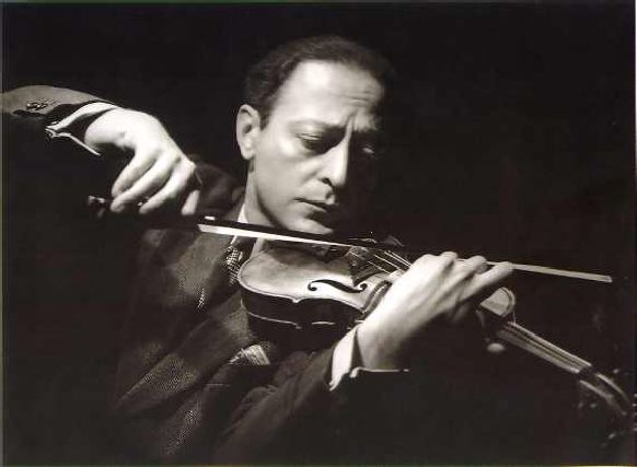 Jascha Heifetz, whose favorite cellist was...