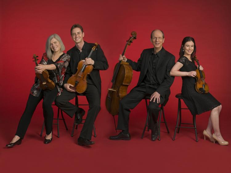 Lydian String Quartet