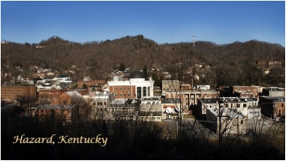 Photo by Robert Hall from   http://en.wikipedia.org/wiki/File:Hazardkentucky.jpg