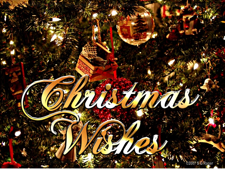 Christmas wishes — VandenVogue