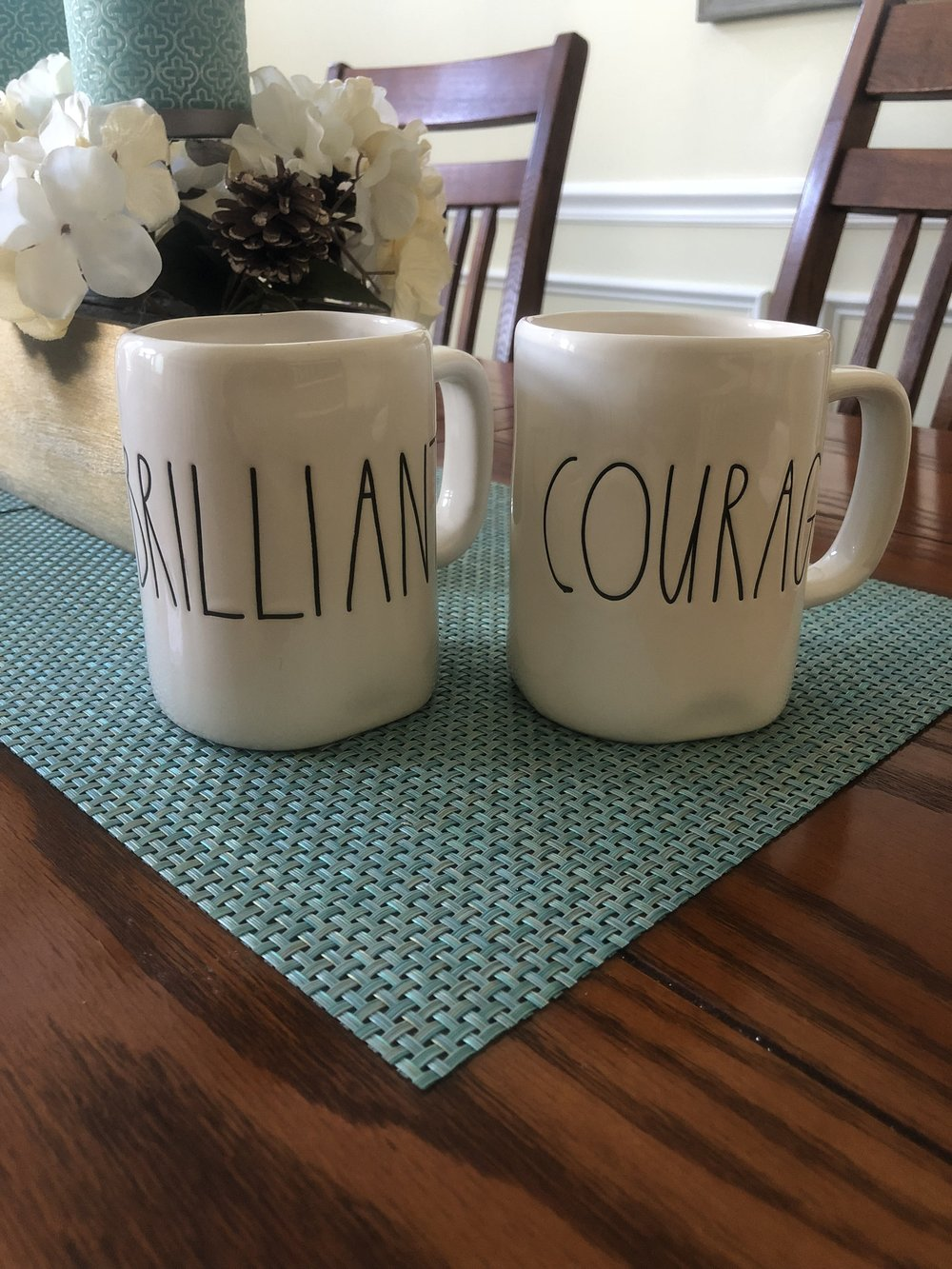 Brilliant + Courage. Giveaway #2 prize!