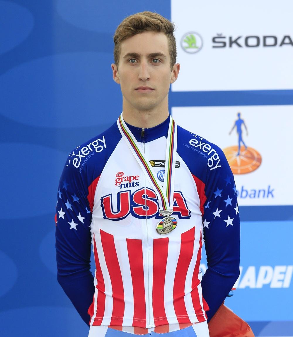 2012 World TT C'ships: Silver medalist