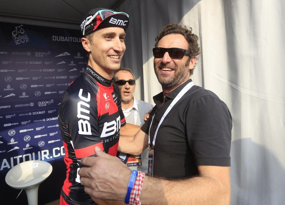 2014 Dubai Tour: Celebrating with Max Sciandri