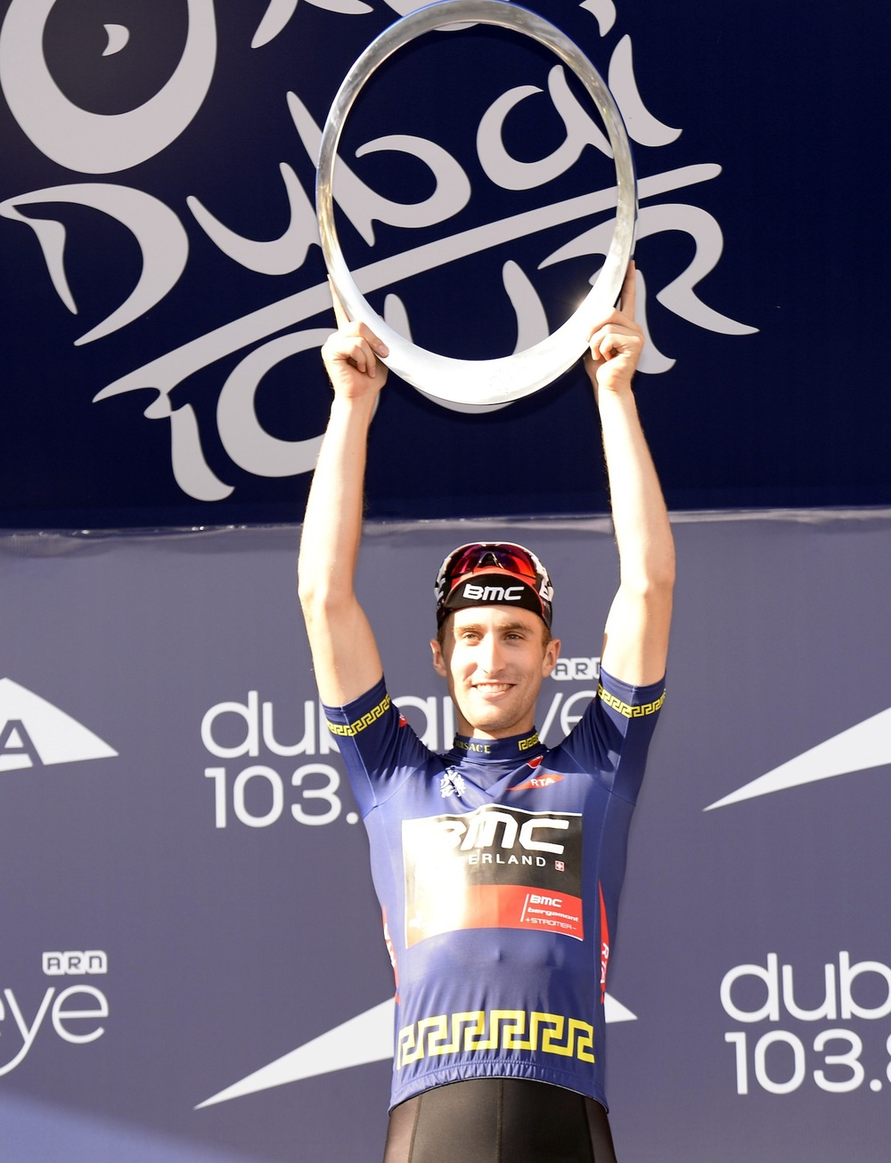 2014 Dubai Tour: Overall GC Winner