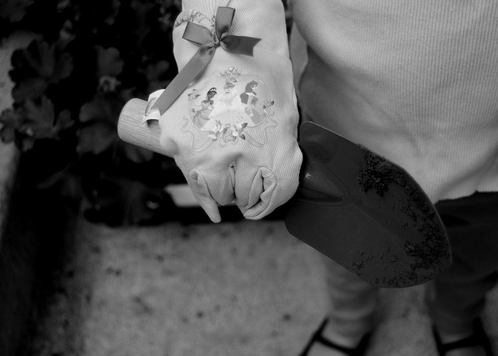 Princess Gardening Gloves