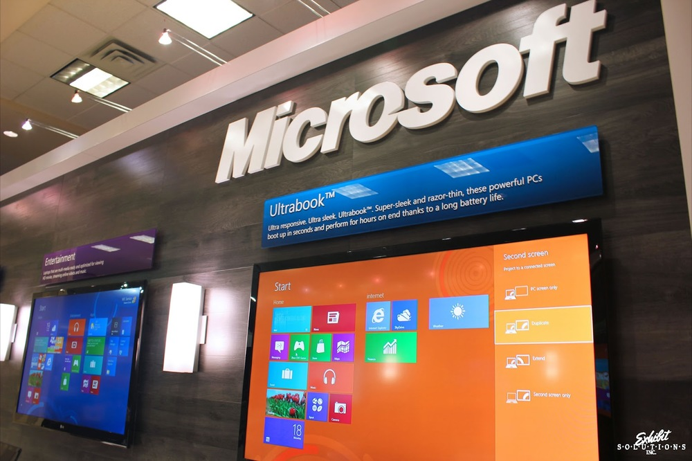 Exhibit Solutions - Microsoft - Future Shop Home Office Show 2012 - 03.JPG
