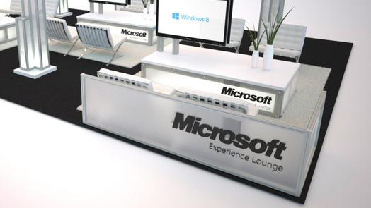 Microsoft 'Lounge'