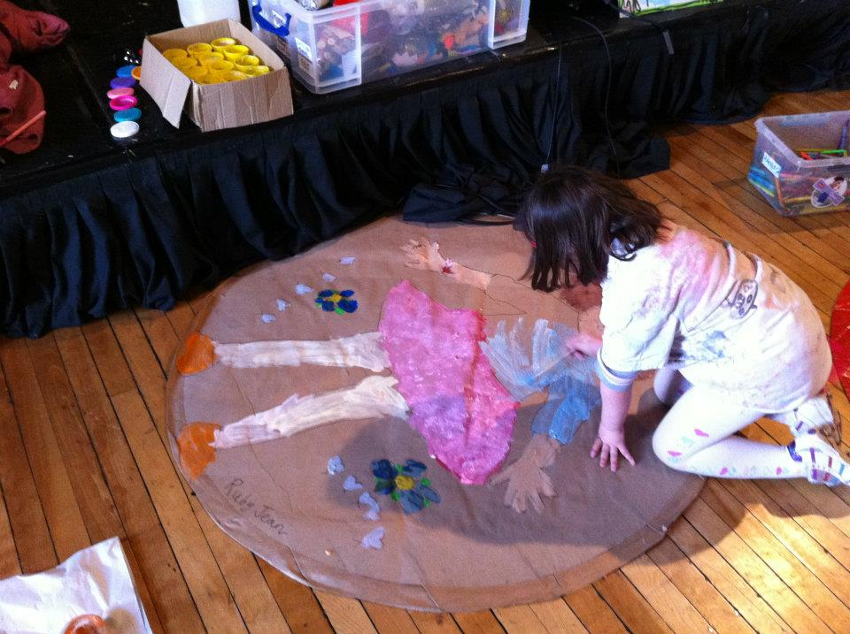 Little Artists Club, Wexford Arts Centre