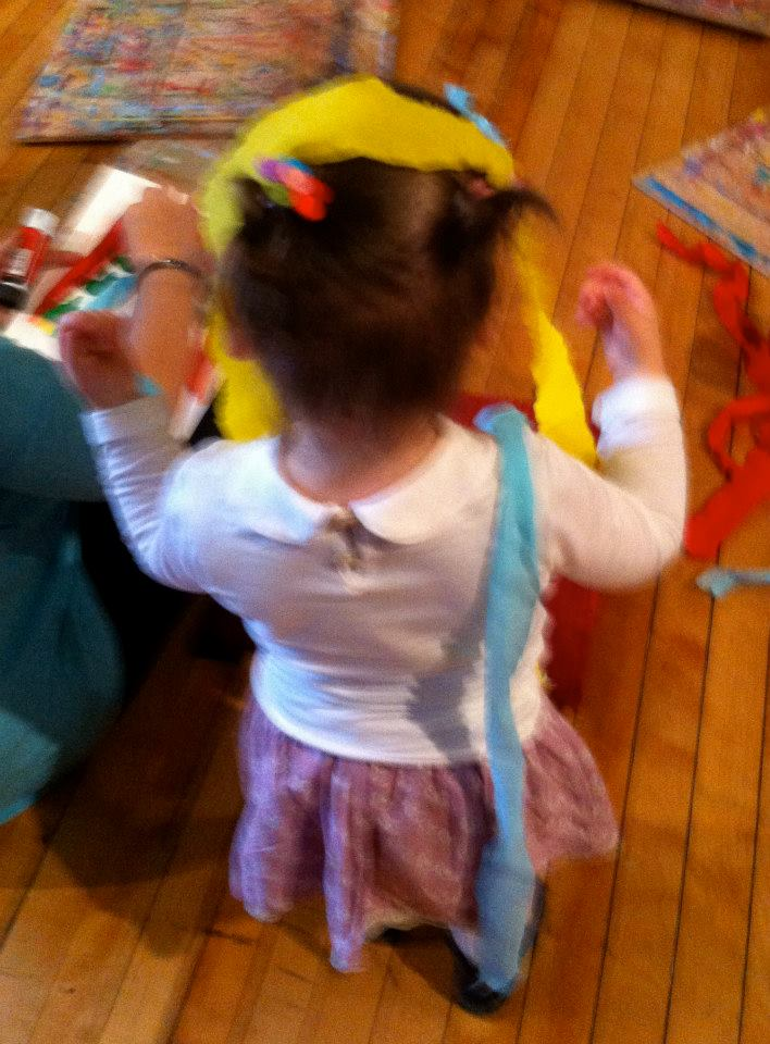 Messy Monsters, Parent and Toddler group, Wexford Arts Centre