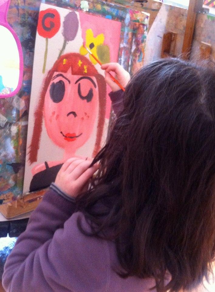 Saturday Art Club, Wexford Arts Centre