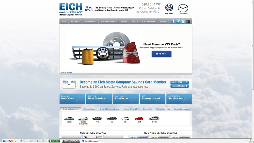 Eich Motor Company
